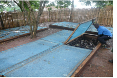 Housing Structure and Breeding of Snails; A Cost Effective Technology